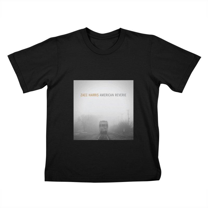 American Reverie Kids T-Shirt by shiftingparadigmrecords's Artist Shop