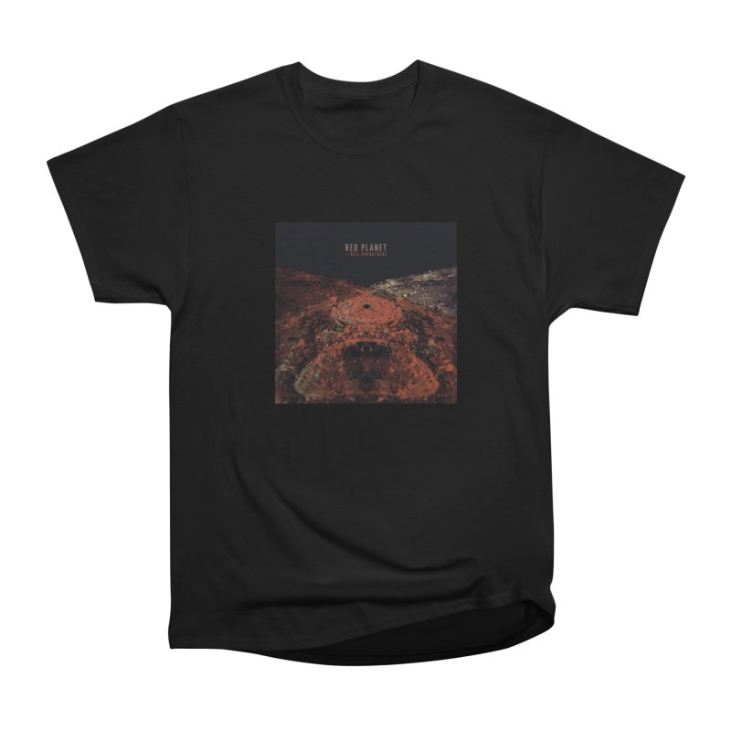 Red Planet With Bill Carrothers Men's Heavyweight T-Shirt by shiftingparadigmrecords's Artist Shop