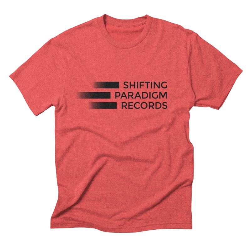 SPR logo Men's T-Shirt by shiftingparadigmrecords's Artist Shop