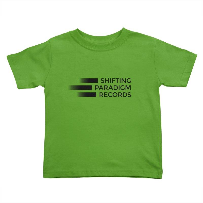 SPR logo Kids Toddler T-Shirt by shiftingparadigmrecords's Artist Shop