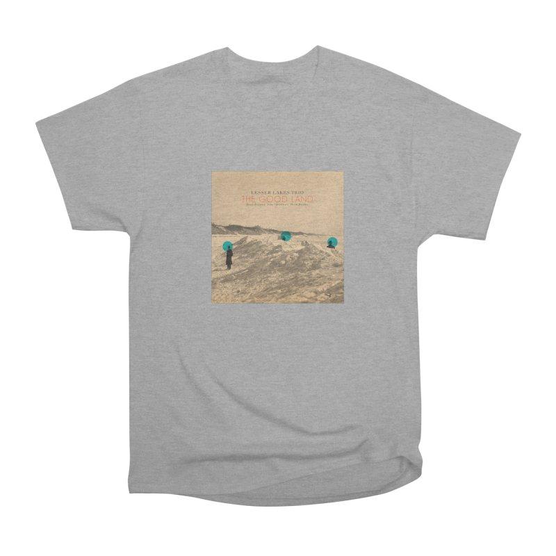 The Good Land Men's Heavyweight T-Shirt by shiftingparadigmrecords's Artist Shop