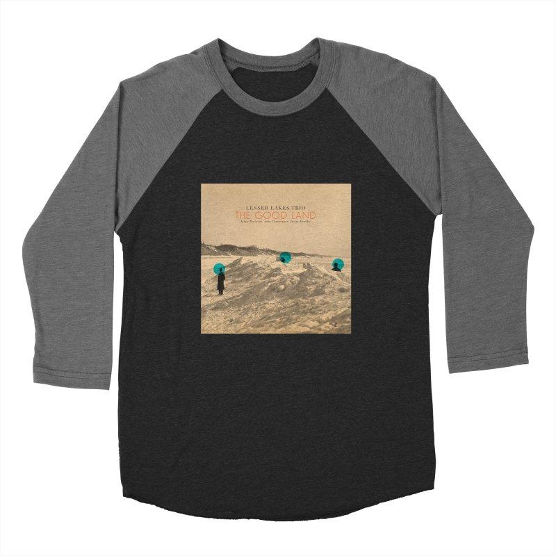 The Good Land Men's Baseball Triblend Longsleeve T-Shirt by shiftingparadigmrecords's Artist Shop