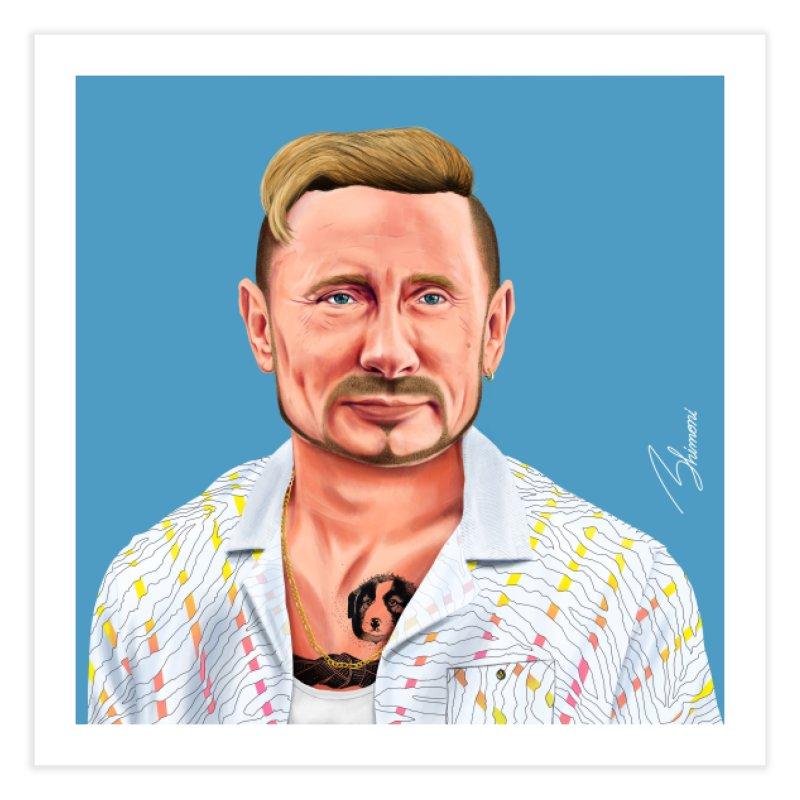 Vladimir Putin Home Fine Art Print by shimoni's Artist Shop