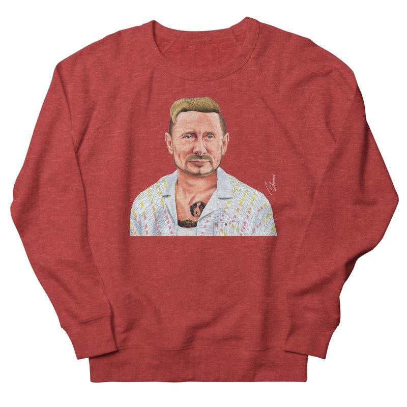Vladimir Putin Men's Sweatshirt by shimoni's Artist Shop