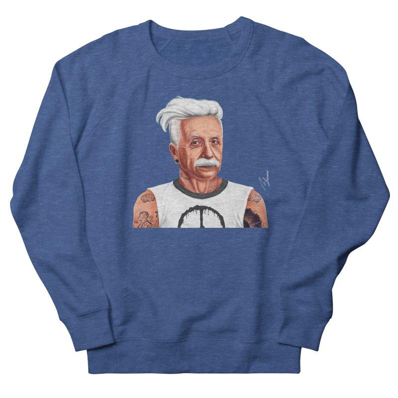 Albert Einstein Women's Sweatshirt by shimoni's Artist Shop