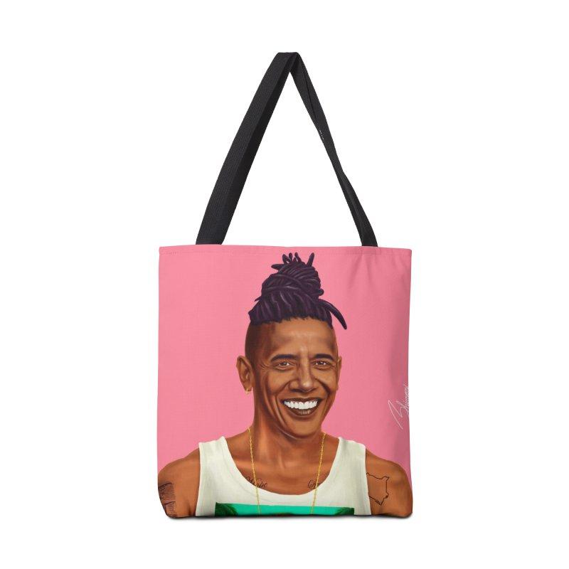 Barack Obama Accessories Bag by shimoni's Artist Shop