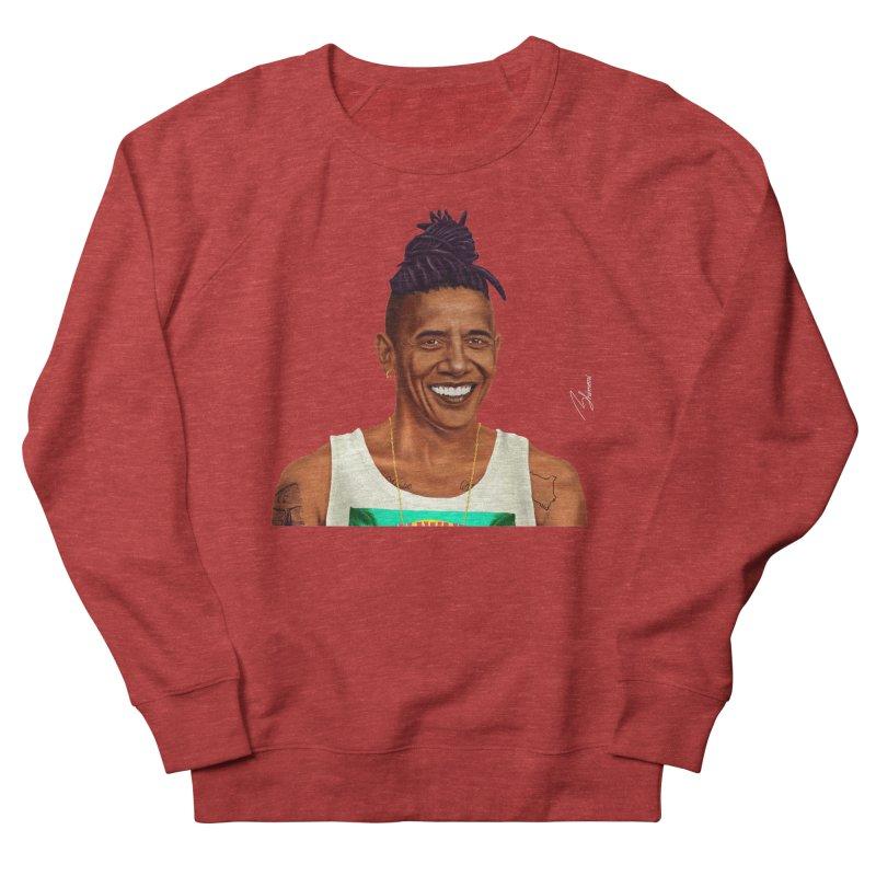 Barack Obama Women's Sweatshirt by shimoni's Artist Shop