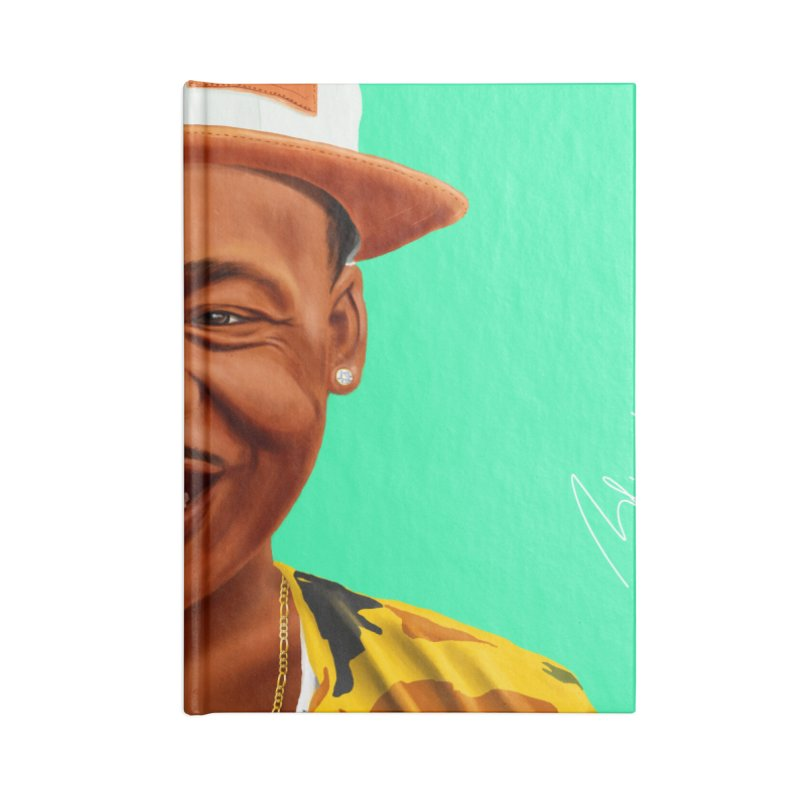 Martin Luther King Accessories Notebook by shimoni's Artist Shop