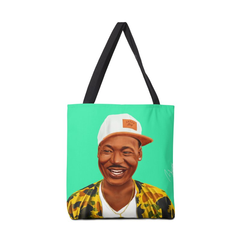 Martin Luther King Accessories Bag by shimoni's Artist Shop