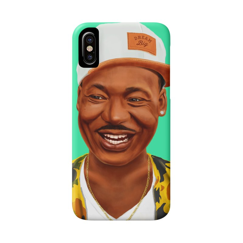 Martin Luther King Accessories Phone Case by shimoni's Artist Shop