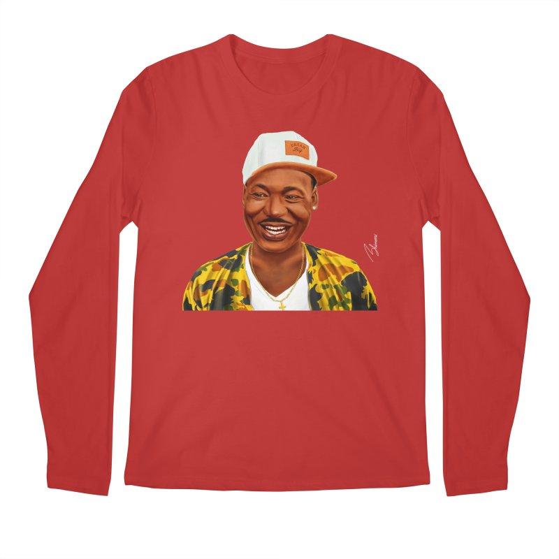 Martin Luther King Men's Longsleeve T-Shirt by shimoni's Artist Shop