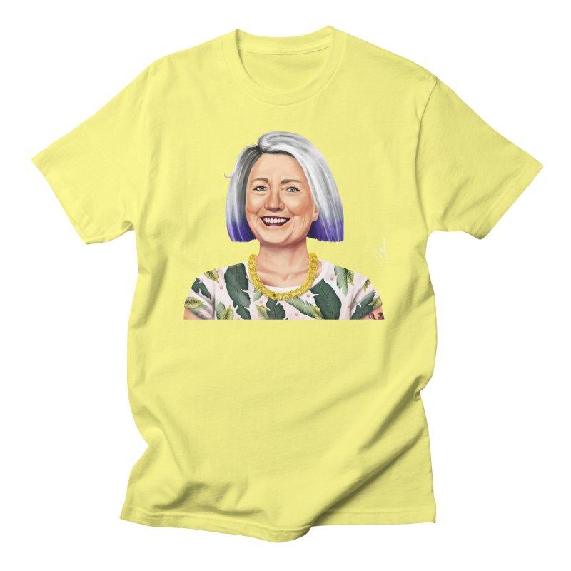 Hillary Clinton Women's Unisex T-Shirt by shimoni's Artist Shop