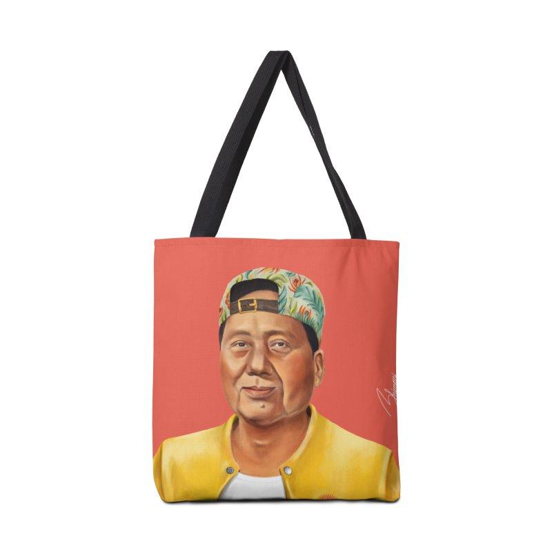 Mao Zedong Accessories Bag by shimoni's Artist Shop