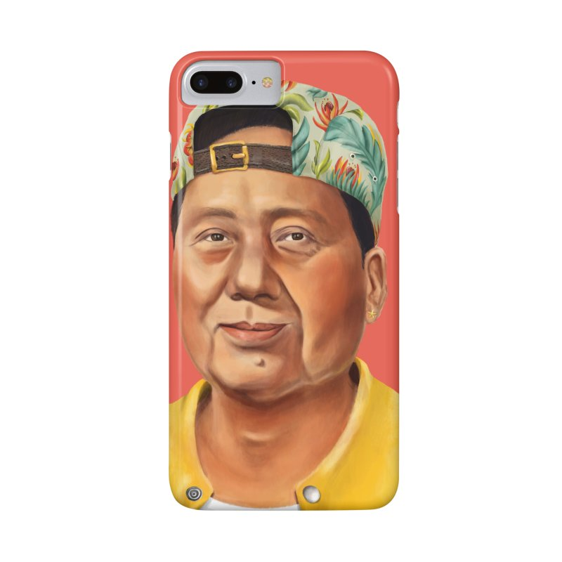 Mao Zedong Accessories Phone Case by shimoni's Artist Shop