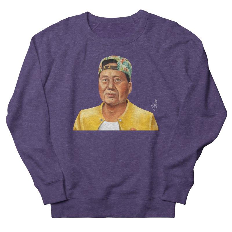 Mao Zedong Women's Sweatshirt by shimoni's Artist Shop