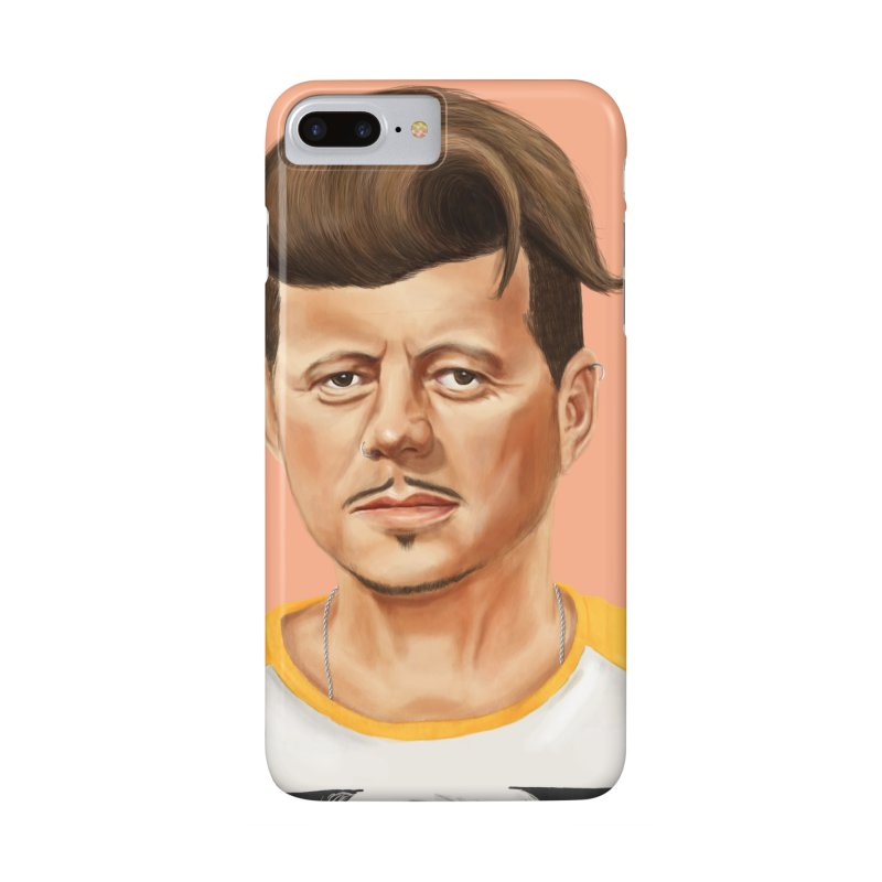 John F. Kennedy Accessories Phone Case by shimoni's Artist Shop