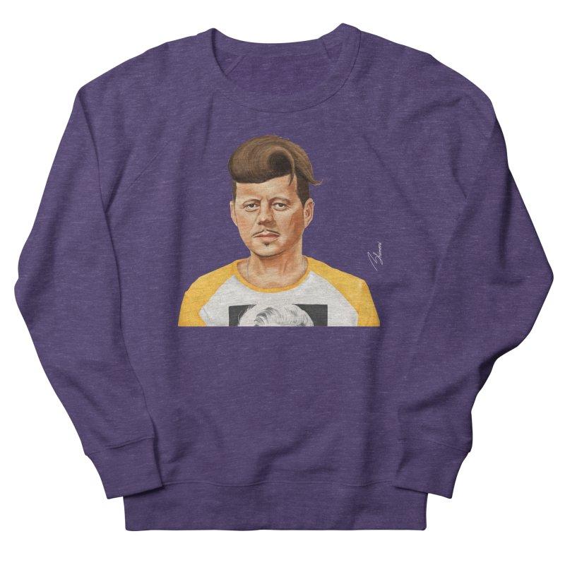 John F. Kennedy Women's Sweatshirt by shimoni's Artist Shop