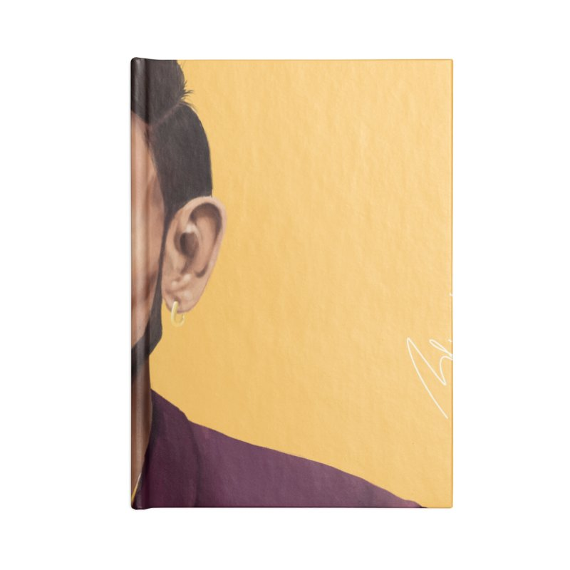 Abraham Lincoln Accessories Notebook by shimoni's Artist Shop