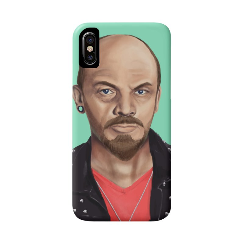 Vladimir Lenin Accessories Phone Case by shimoni's Artist Shop