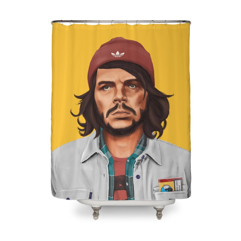 Che Guevara  Home Shower Curtain by shimoni's Artist Shop