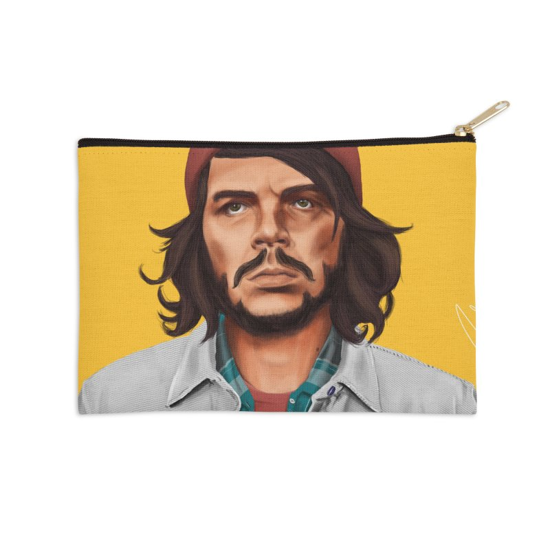 Che Guevara  Accessories Zip Pouch by shimoni's Artist Shop