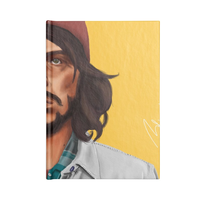 Che Guevara  Accessories Notebook by shimoni's Artist Shop