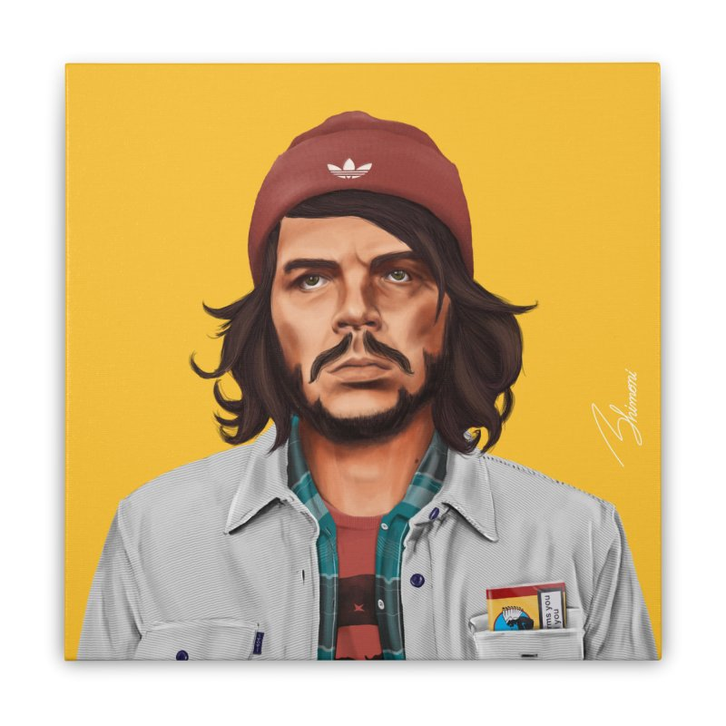 Che Guevara  Home Stretched Canvas by shimoni's Artist Shop