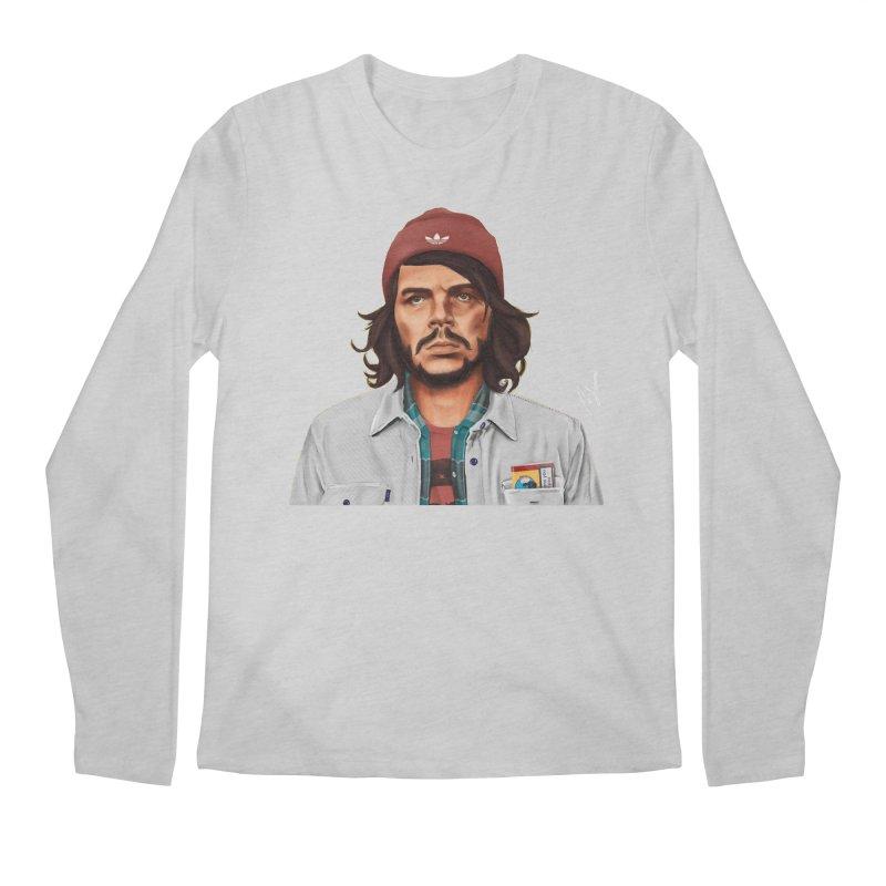 Che Guevara  Men's Longsleeve T-Shirt by shimoni's Artist Shop