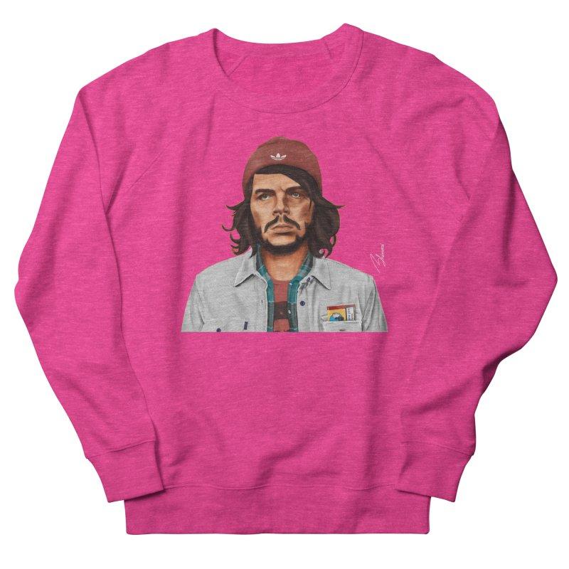 Che Guevara  Women's Sweatshirt by shimoni's Artist Shop