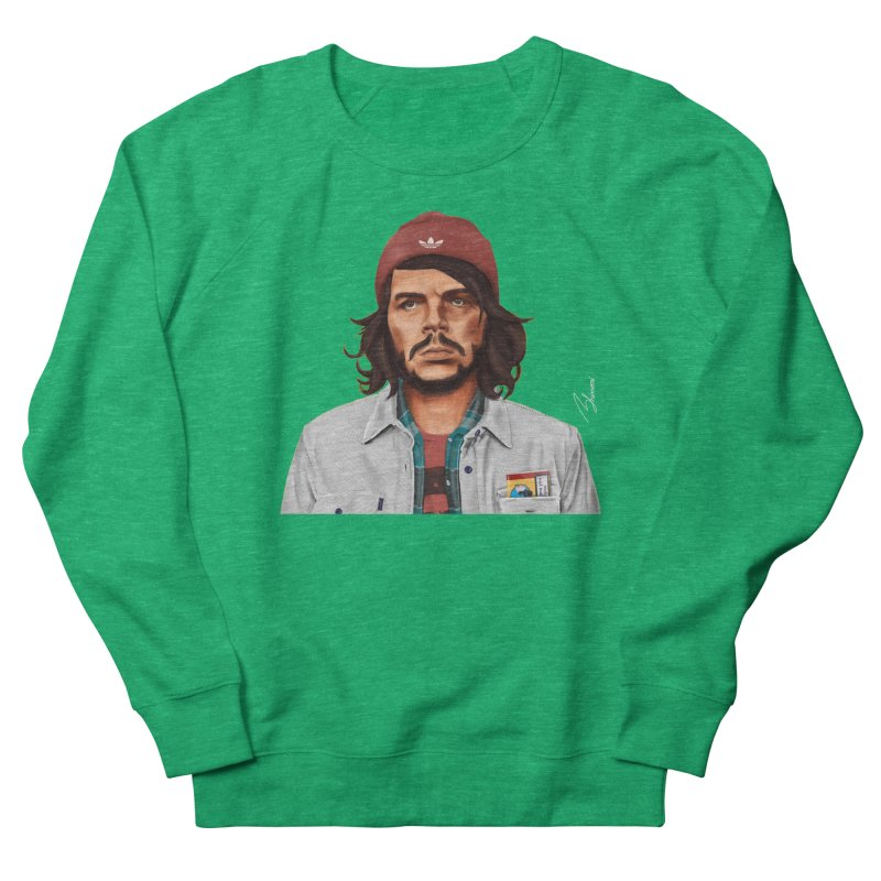 Che Guevara  Men's Sweatshirt by shimoni's Artist Shop