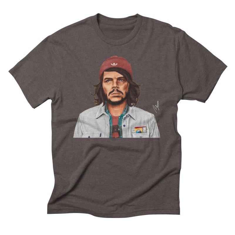 Che Guevara  Men's Triblend T-shirt by shimoni's Artist Shop