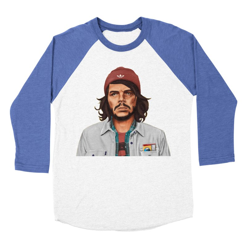 Che Guevara  Men's Baseball Triblend T-Shirt by shimoni's Artist Shop