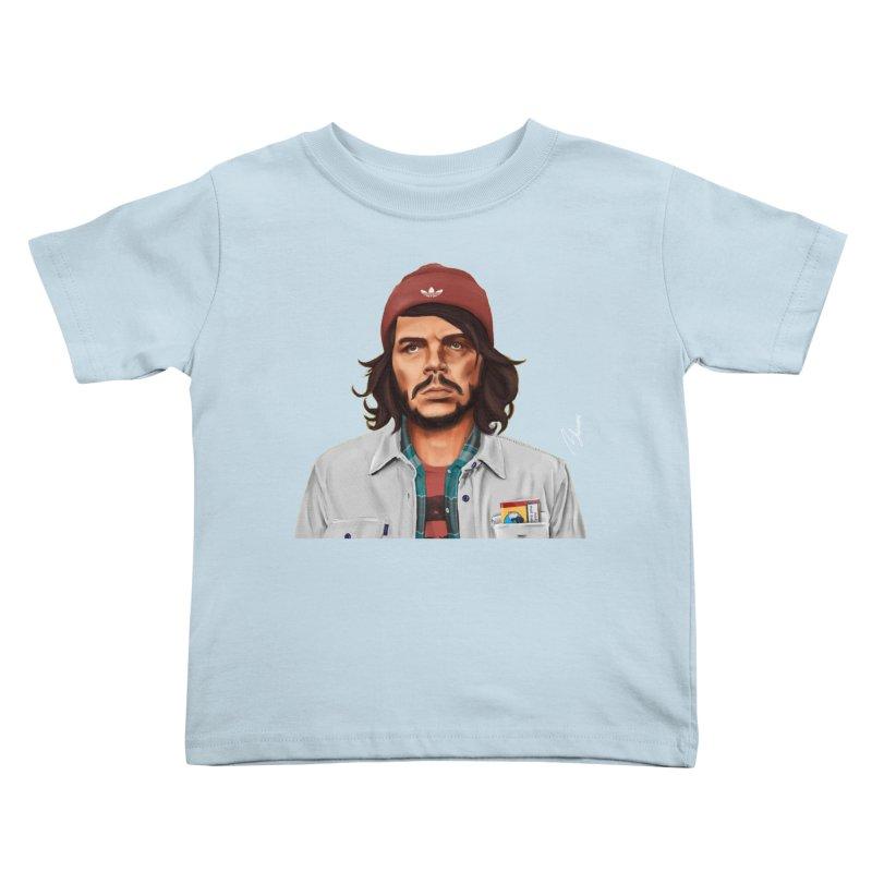 Che Guevara  Kids Toddler T-Shirt by shimoni's Artist Shop