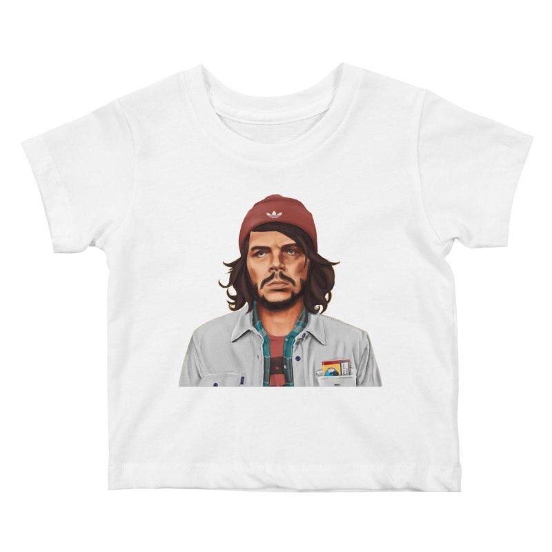 Che Guevara  Kids Baby T-Shirt by shimoni's Artist Shop