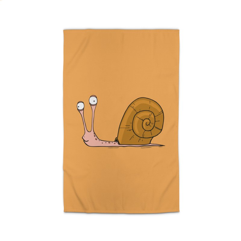 Funny snail Home Rug by shiningstar's Artist Shop