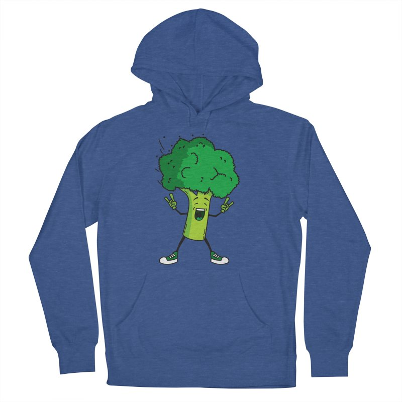 Broccoli rocks! Women's Pullover Hoody by shiningstar's Artist Shop