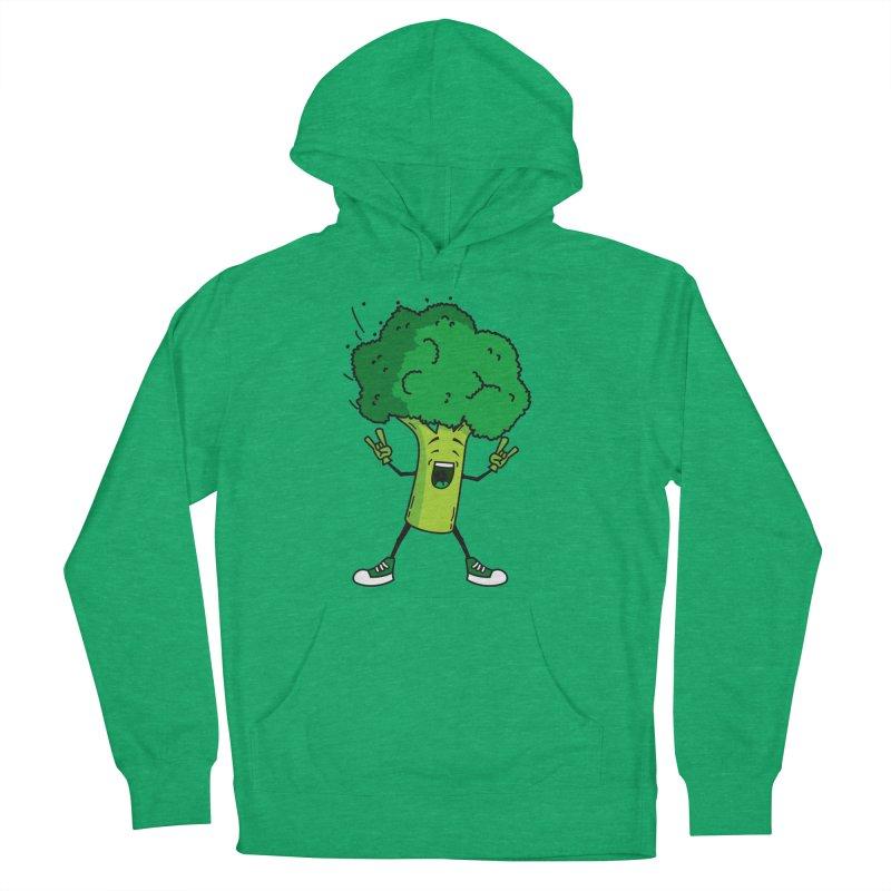 Broccoli rocks! Men's Pullover Hoody by shiningstar's Artist Shop