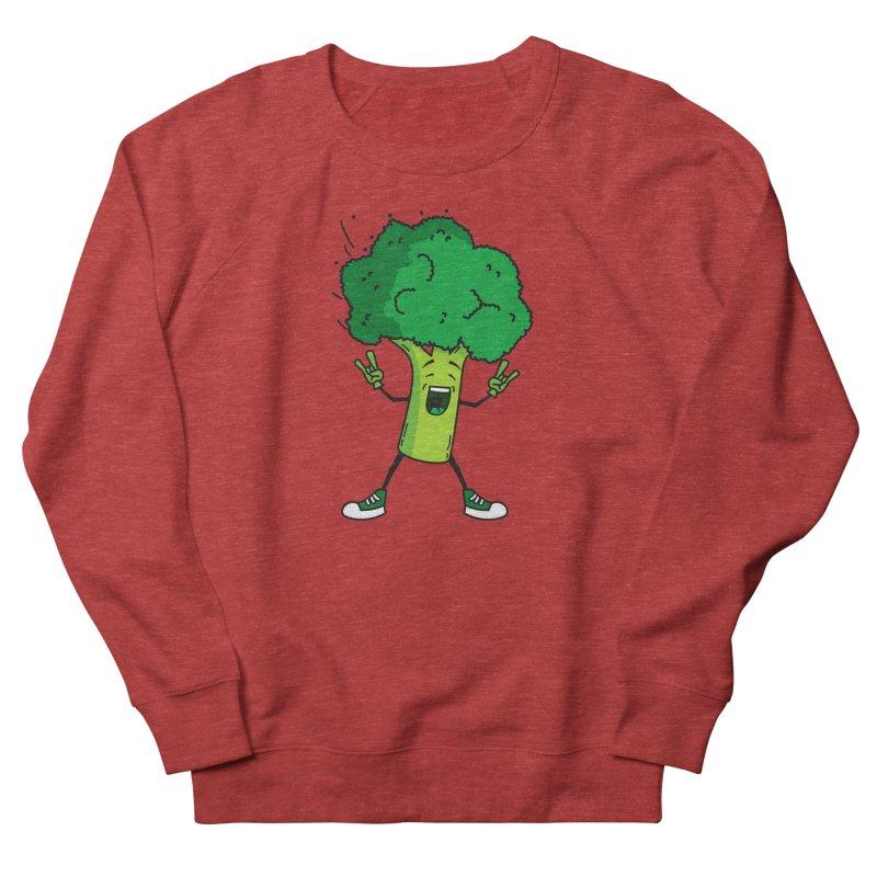 Broccoli rocks! Women's Sweatshirt by shiningstar's Artist Shop