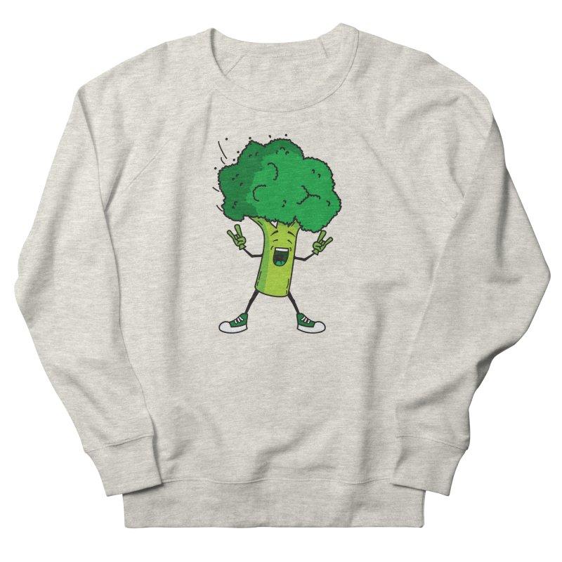 Broccoli rocks! Men's Sweatshirt by shiningstar's Artist Shop