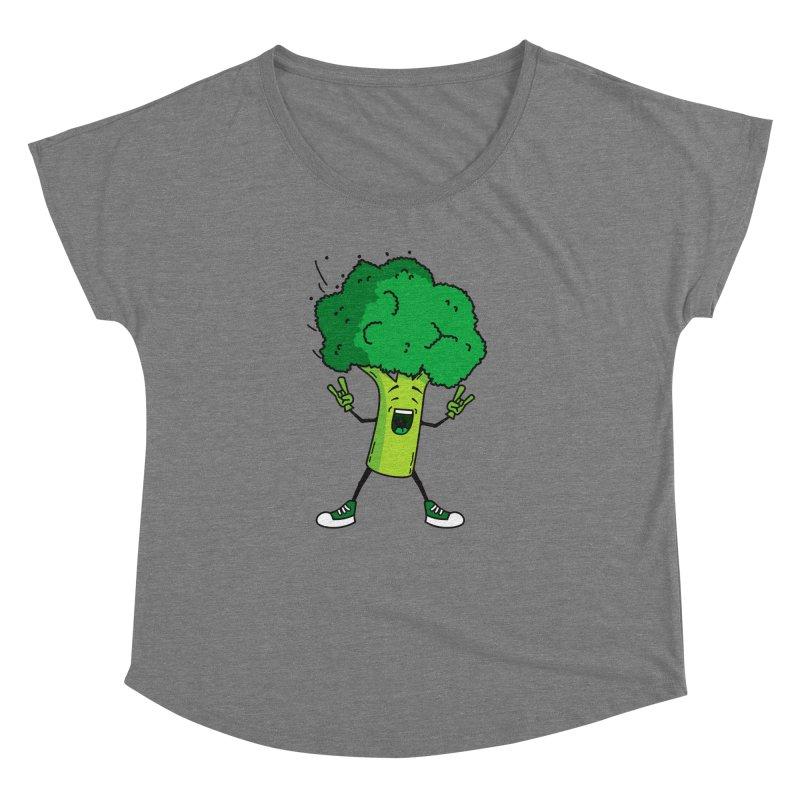 Broccoli rocks! Women's Dolman by shiningstar's Artist Shop