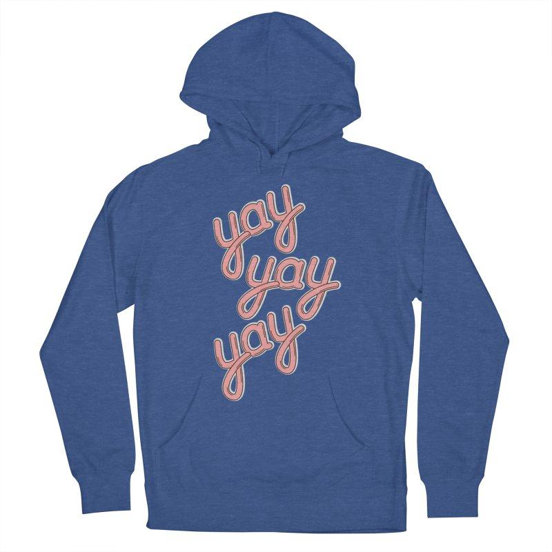 YAY YAY YAY! Men's Pullover Hoody by shiningstar's Artist Shop