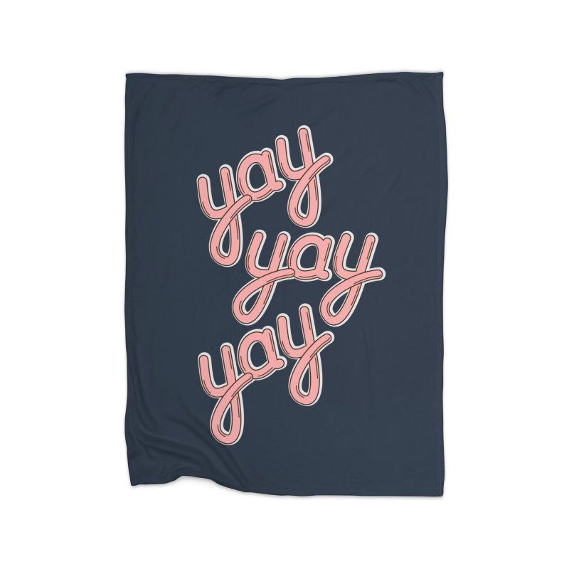 YAY YAY YAY! Home Blanket by shiningstar's Artist Shop