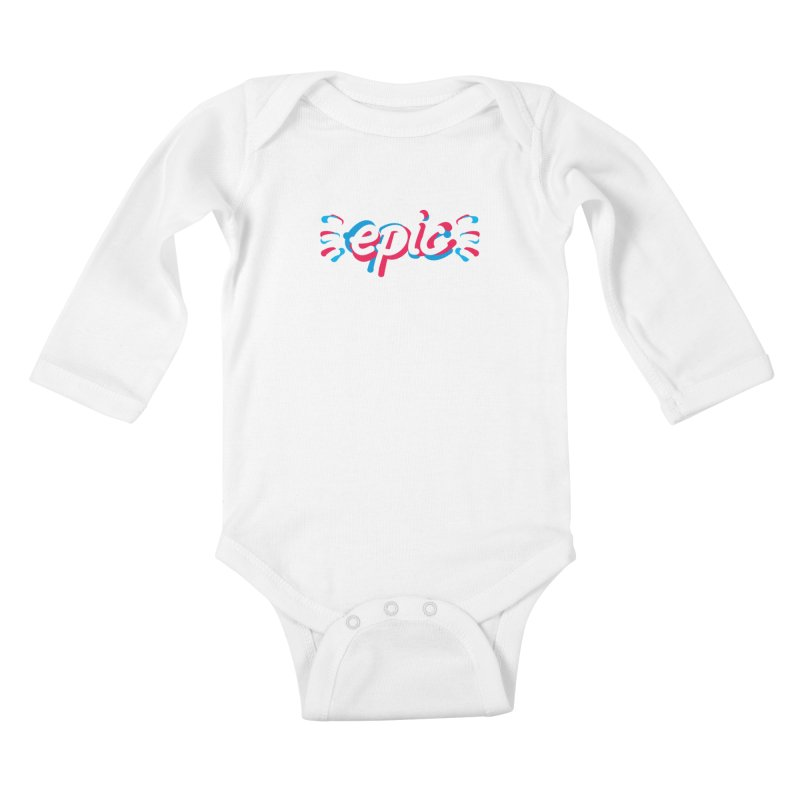 Epic! Kids Baby Longsleeve Bodysuit by shiningstar's Artist Shop