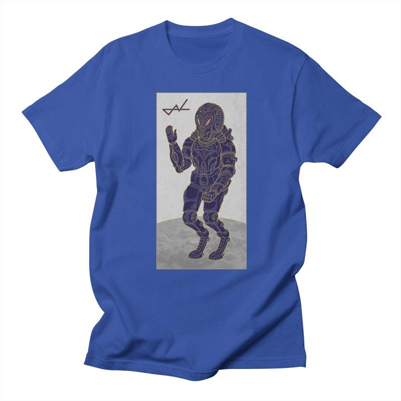 Alien Astronaut Women's Unisex T-Shirt by shinobiskater's Artist Shop