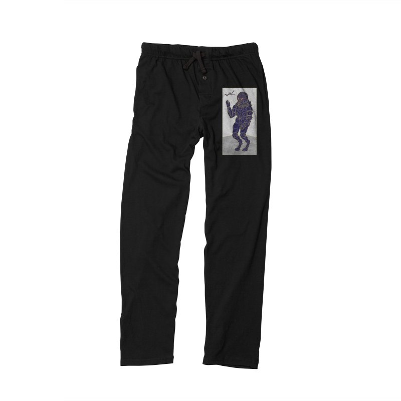Alien Astronaut Women's Lounge Pants by shinobiskater's Artist Shop