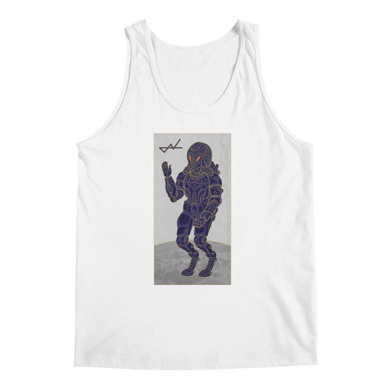 Alien Astronaut Men's Tank by shinobiskater's Artist Shop