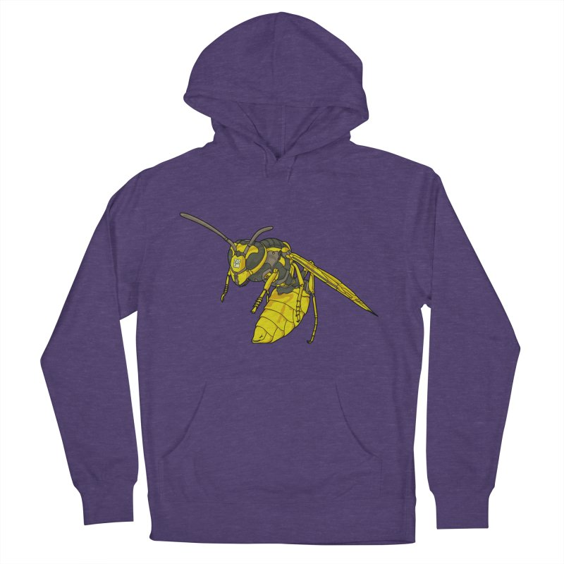 Drone Wasp Women's Pullover Hoody by shinobiskater's Artist Shop