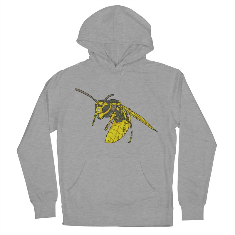 Drone Wasp Men's Pullover Hoody by shinobiskater's Artist Shop