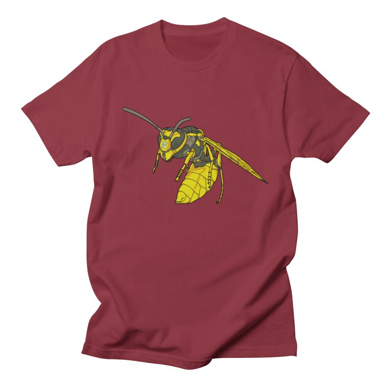 Drone Wasp Men's T-shirt by shinobiskater's Artist Shop