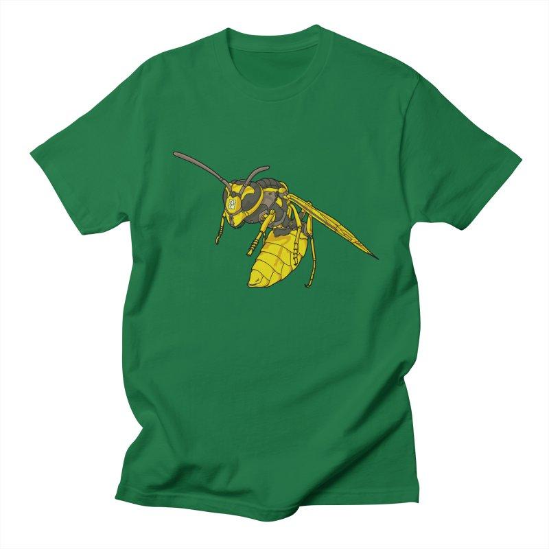 Drone Wasp Men's T-shirt by shinobiskater's Artist Shop